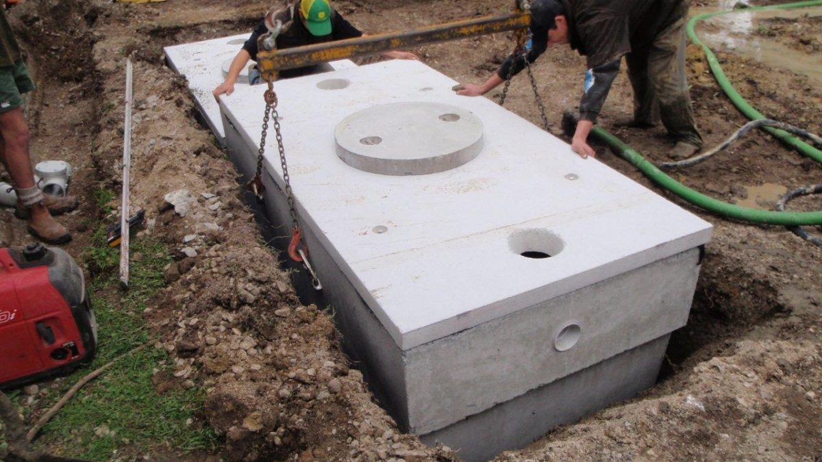 CEMENT SEPTIC TANK 1200x675 - Two Dead And Three In Critical Condition After Trying To Retrieve Smartphone From Toilet Septic Tank