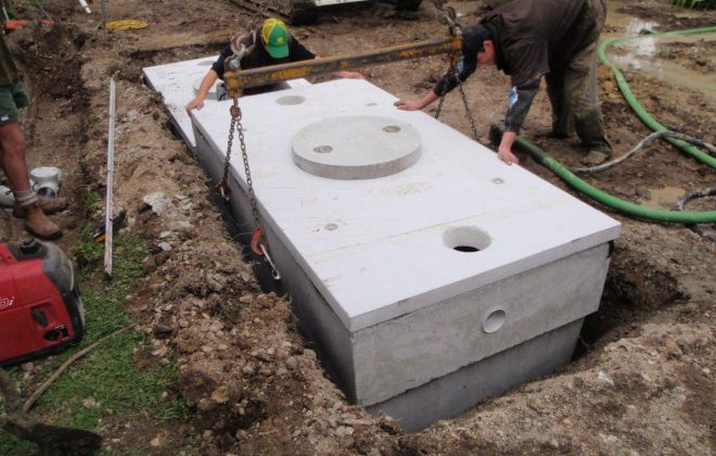 CEMENT SEPTIC TANK 660x420 - Two Dead And Three In Critical Condition After Trying To Retrieve Smartphone From Toilet Septic Tank