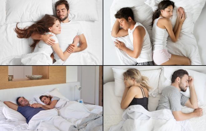 Couple Sleeping Positions 660x420 - Here Are How 10 Sleeping Couple Positions Can Tell You About Your Relationship