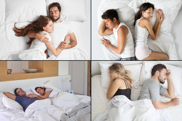 Couple Sleeping Positions - Here Are How 10 Sleeping Couple Positions Can Tell You About Your Relationship