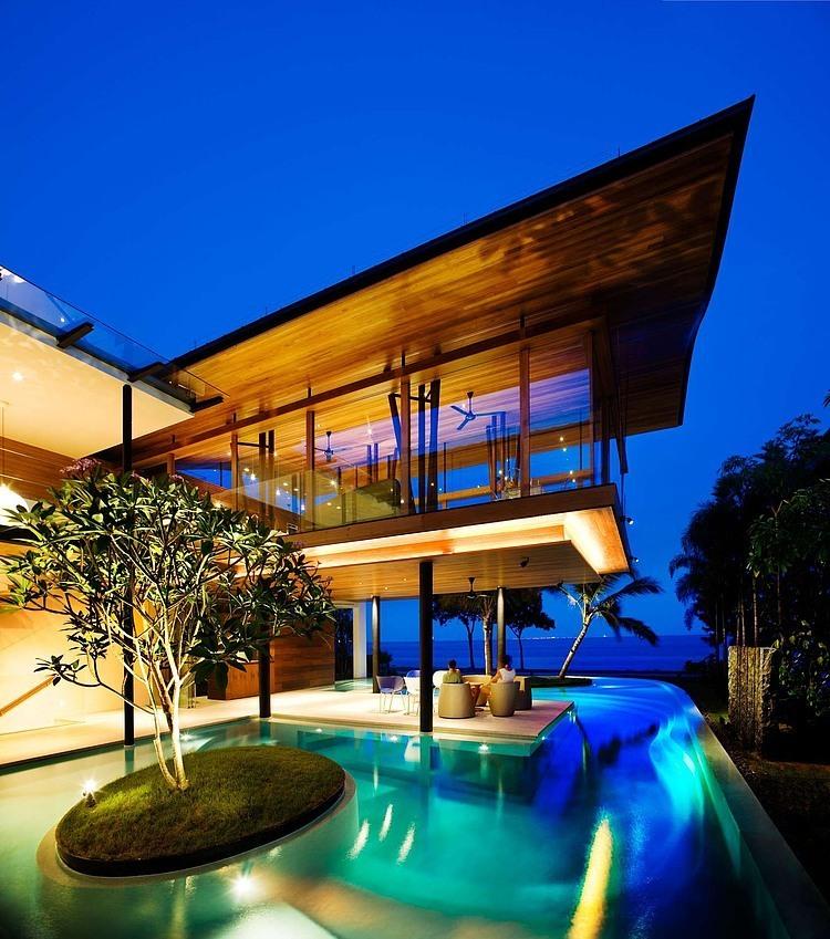 Fish House by Guz Architects1 - Fish House by Guz Architects