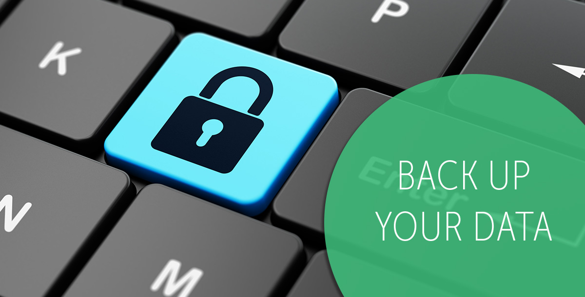 Law Firm Backups Security 1 - Importance of Backing Up Data